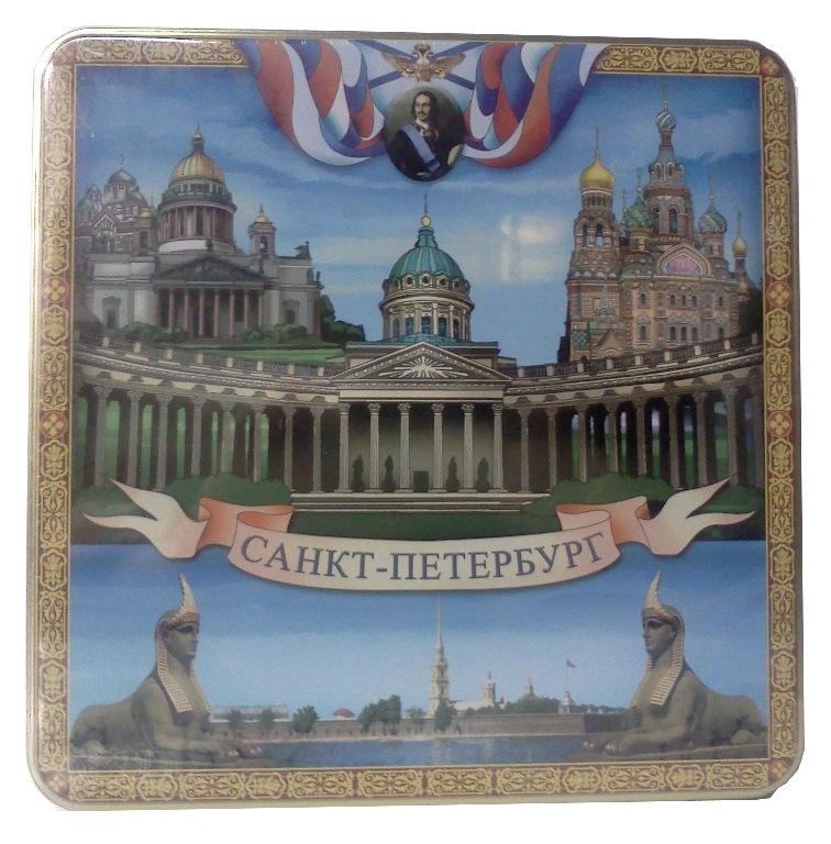 Виды санкт-петербурга - эрмитажные коллекции 2