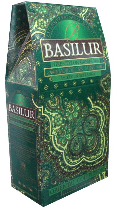 Базилур марокканская мята картон