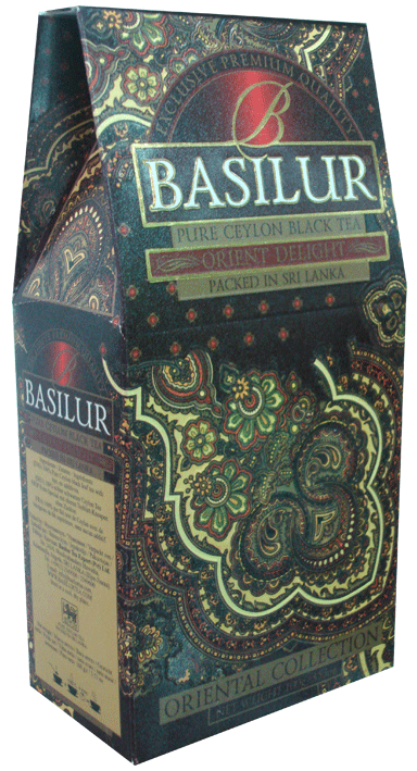 Базилур Восточное очарование картон
