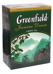 Зеленый жасминовый чай, обладает волшебным цветочным ароматом и вкусом.