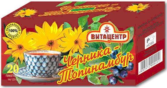Витацентр Черника-Топинамбур